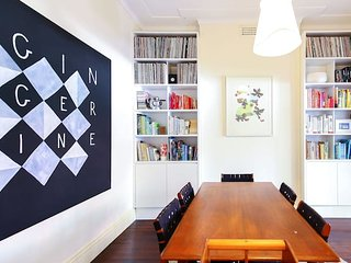 Stylish and Artistic Kirribilli Family Home - Kirribilli vacation rentals