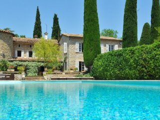 Majestic 210993 Bastide with tennis court and heated covered pool 20 x 10 mtr. - Grasse vacation rentals