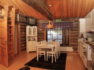 Hopukka F11 Traditional log cabin - Luosto vacation rentals