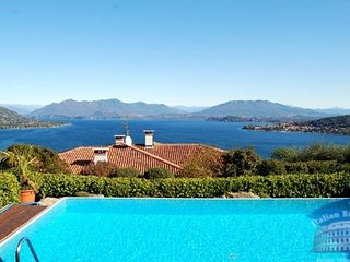 Villa in Lake Maggiore : Arona Area Villa Altea - Dagnente vacation rentals