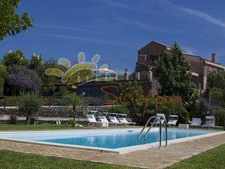 Villa Paradiso - Enchanting Pool and sights of Etna, Taormina and the Ionian Sea - Aci Sant'Antonio vacation rentals
