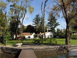 Villa in Lake Maggiore : Stresa / Lesa Area Cottage Del Lago - Lesa vacation rentals