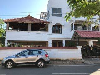 Beautiful 4 bedroom Kanathur House with A/C - Kanathur vacation rentals