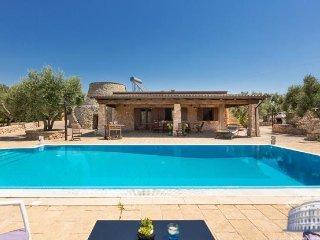 Villa in Puglia : Santa Maria di Leuca Area Villa Canterina - Leuca vacation rentals