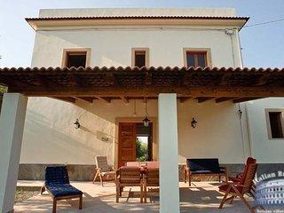 Villa in Sicily : Messina Area Casa Fiamma - Patti vacation rentals