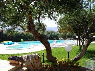 Villa in Sicily : Palermo Area Villa Fascino - Castellammare del Golfo vacation rentals