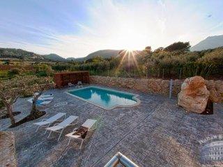 Villa in Sicily : Palermo Area Villa Nausica - 8 Guests - Castellammare del Golfo vacation rentals