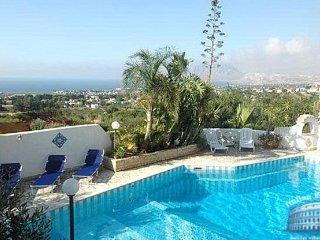 Villa in Sicily : Trapani Area Villa San Vito 14 - Casa Santa vacation rentals