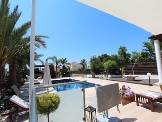 Gr8padz 2 double bedroom luxury villa Georgina  with private pool - Ayia Napa vacation rentals