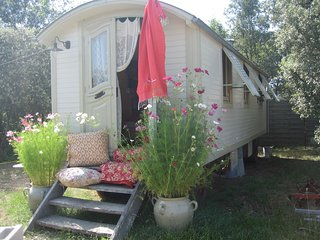 Charming 1 bedroom Shepherds hut in Sommieres - Sommieres vacation rentals