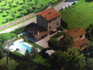 VILLA PIETRA DEL SOLE - Lucca vacation rentals