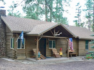 """""""Otter Cabin"""" in Heart of Pinetop-Lakeside  - Pinetop vacation rentals"""