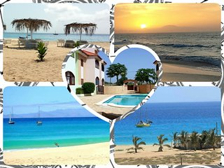 Cabo Verde-Maio-appartamento residence con piscina - Vila do Maio vacation rentals