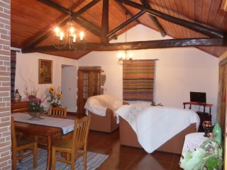 Lovely 2 bedroom Sao Vicente Ferreira House with Deck - Sao Vicente Ferreira vacation rentals
