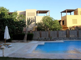 Attached House with Pool & Garden in the centre of al-Gouna, Hurghada, Egypt - El Gouna vacation rentals