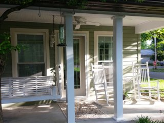 Charming Guest house with Central Heating and Housekeeping Included - New Harmony vacation rentals