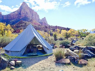 TENT glamping KITS for ZION and beyond! 1-30days Local free camping areas! - Hurricane vacation rentals
