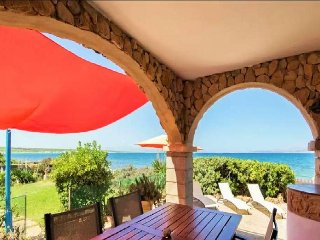 Villa with private access to the sea for 8 people in Colonia Sant Pere - Colonia Sant Pere vacation rentals