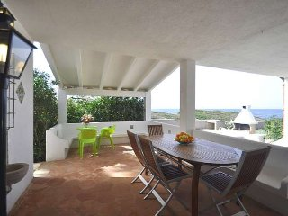 Rustic house with sea views in front Bahia Alcudia - Arta vacation rentals