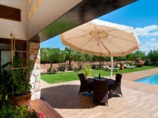 Finca in Algaida on a field for 5 people - Algaida vacation rentals