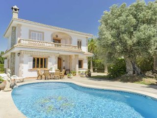 Villa in Bahia Azul for up to 10 people overlooking the sea and the bay of Palma - Llucmajor vacation rentals