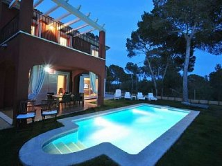 Modern twinhouse with pool and garden in Cala Pi - Cala Pi vacation rentals