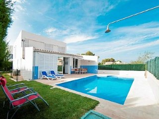 Modern house with 3 bedrooms for 7 person en Son Serra de Marina. - Son Serra de Marina vacation rentals