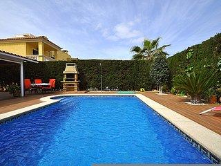 Villa for 8 people in Puig de Ros - Llucmajor vacation rentals