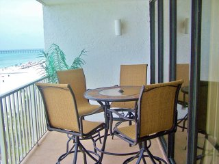 10% off 4 Spring in Tropical Breeze EBR - Beach Front, floor to ceiling glass, - Panama City Beach vacation rentals