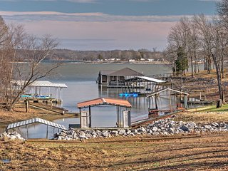 NEW! 1BR Gilbertsville Apartment on Kentucky Lake! - Gilbertsville vacation rentals