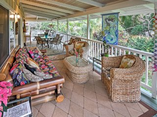 NEW! 2BR Captain Cook Duplex - Steps from Beach! - Captain Cook vacation rentals