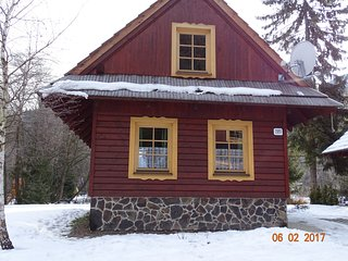Nice Chalet with Internet Access and Television - Liptovsky Jan vacation rentals