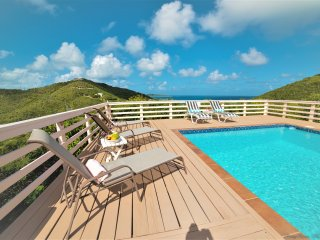 STUNNING VIEWS**** Twin View Terrace - Christiansted vacation rentals