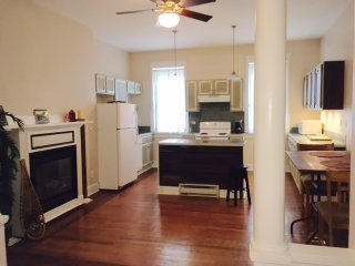 The Hudson House (2br apartment. 1br and 3br also available) - Troy vacation rentals