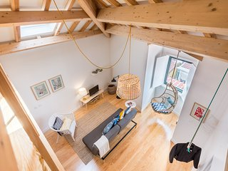 LOFT 72 • WIFI · TV · View over Porto - Porto vacation rentals