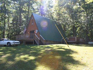 Mountain Escape Chalet - Summersville vacation rentals