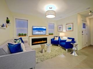 New Blue Oak Coach House 2 Bedrooms - Vancouver vacation rentals