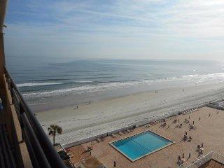 Terrific Ocean View Condo - Daytona Beach Shores vacation rentals