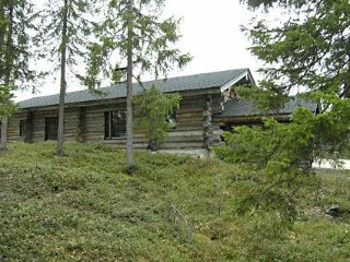 Hopukka F12 Traditional log cabin - Luosto vacation rentals