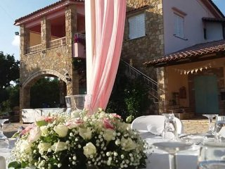 Amazing Wedding Venue near Ancient Olympia with Stone House - Skafidia vacation rentals