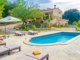 ES RIQUERS - Villa for 7 people in Porreres - Porreres vacation rentals