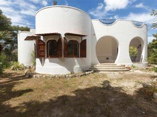 594 Villa in a Natural Garden in San Cataldo Lecce - Acaia vacation rentals