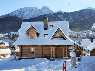 Mountain View Holiday Cottage with fireplace - Zakopane vacation rentals