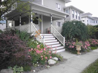 1890's Victorian House, 1 Block From The Beach - Avon by the Sea vacation rentals