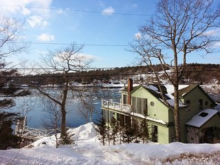 Seanook; Ocean on 3 Sides, on its own Rocky Point - Boothbay vacation rentals