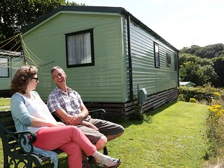 Deluxe Plus Holiday Caravans - Tehidy Holiday Park - Illogan vacation rentals