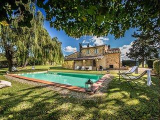 Lovely 5 bedroom Vacation Rental in Greve in Chianti - Greve in Chianti vacation rentals
