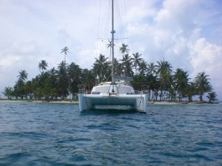 Catamaran for charter in San Blas Islands - El Porvenir vacation rentals