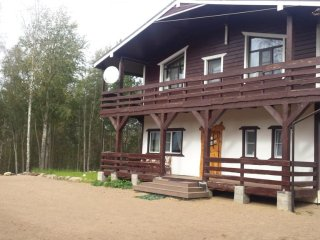 Nice Cottage with Satellite Or Cable TV and Parking - Korobitsyno vacation rentals