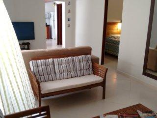 CASA NO CENTRO: EXCELENTE LOCALIZAÇÃO, PRATICIDADE, SKYtv & WiFi (até 15 Mega) - Pipa vacation rentals